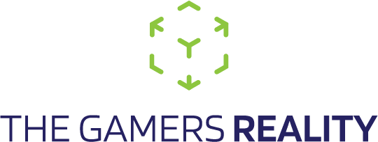 The Gamers Reality Logo, thegamersreality.com